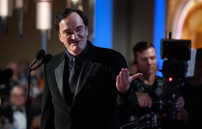 VIDEO. Quentin Tarantino va se consacrer à sa famille après son prochain film