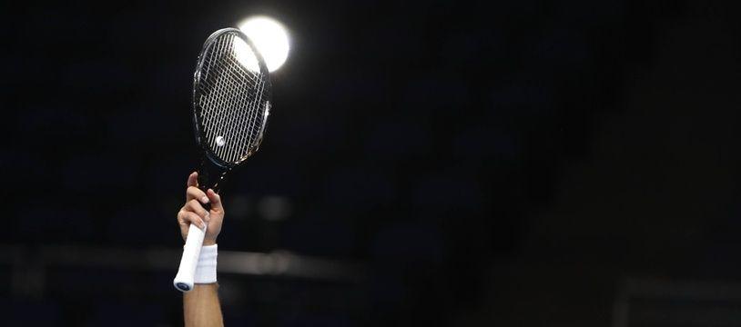 Novak Djokovic aux Masters