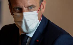 Emmanuel Macron, en visite au Japon, fin juillet.