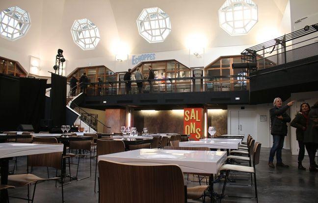 « La Grande Poste Espace Improbable » à Bordeaux est dotée de 150 couverts, midi et soir, du mardi au dimanche