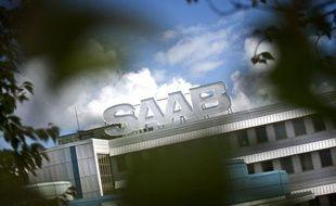L'usine Saab à Trollhattan, en Suède, le 23 juin 2011.