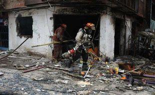 L'explosion a eu lieu le 24 janvier dernier
