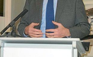 Bruno Bertin, DRH du site rennais.