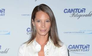 L'ancienne top Christy Turlington