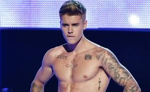 Justin Bieber, le 9 septembre à New York.