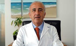 Le professeur Antonio Pellicer, de l'Institut de l'infertilité de Valence en Espagne.
