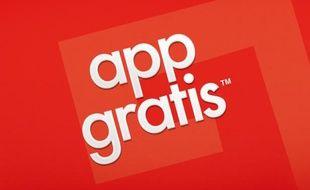 AppGratis, une app iPhone qui permet de découvrir des apps mises sous le feu des projecteurs.
