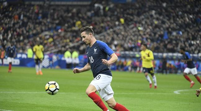 France colombie amical