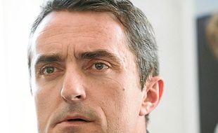 Stéphane Ravier, du Front national.