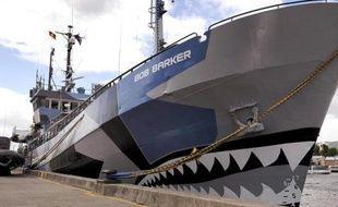 """L'organisation écologiste Sea Shepherd a accusé dimanche les baleiniers japonais d'avoir volontairement percuté l'un de ses navires dans l'océan Austral lors d'une confrontation """"agressive"""" et """"non provoquée""""."""