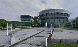 L'école Télécoms Physique Strasbourg sur le campus d'Illkirch-Graffentstaden.