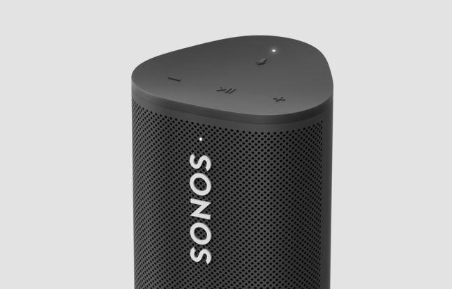 Τα ηχεία ROM της Sonos είναι Bluetooth και WiFi.