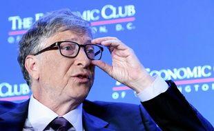 Bill Gates, lors d'un événement au siège de Microsoft en juin 2019.