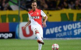 Ricardo Carvalho lors du match entre Nantes et Monaco le 24 août 2014.