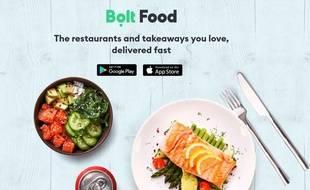 Bolt se lance dans la livraison de repas à domicile.