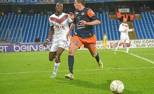 Jonas Martin pourrait jouer pour la cinquième fois en six matchs.