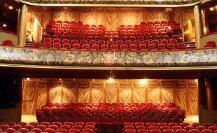 Illustration du Théâtre du Capitole.