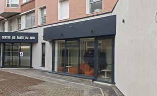 Le Centre de santé du sein, à Lille.