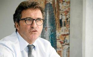 Bruno Cavagné est à la tête d'une fédération de 484 sociétés régionales.