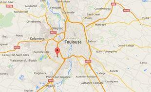 Le quartier Mirail à Toulouse.