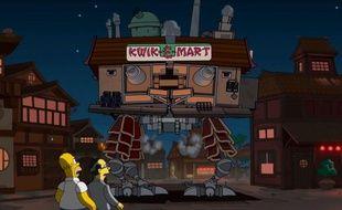 Les Simpsons rendent hommage à Miyazaki pour leur 540e épisode.