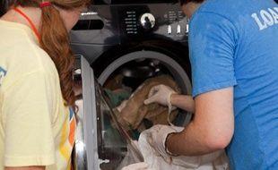 partager sa machine laver pour quelques euros et cr er du lien. Black Bedroom Furniture Sets. Home Design Ideas
