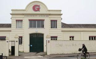 La société Guillouard est basée sur l'île de Nantess, le long de la ligne 3 de tram.