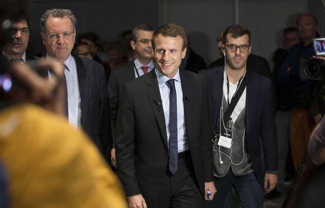 «Make our planet great again», «pognon de dingue»... Qui est Ismaël Emelien, le conseiller de Macron sur le départ?