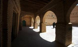 La ville de Tozeur en Tunisie, le 3 mai 2014 au sud-ouest du pays