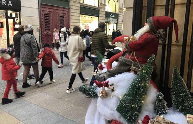 648x415 1er decembre 2019 commerces ouverts dimanche ambiance noel rues nantes