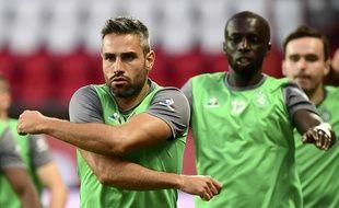 Loïc Perrin, ici avant un match face au PSG, en septembre dernier à Paris.