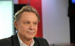 L'acteur Philippe Caubère, ici en octobre 2014, a été blanchi des accusations de viol.