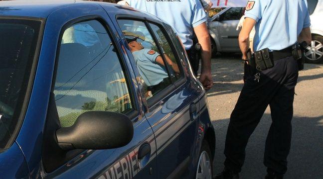 Lorraine : Trop chargé, il crève sur l'autoroute avec sa camionnette bourrée d'alcool non déclaré