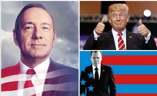 «House of Cards», «Designated Survivor» ou Donald Trump? La présidence US dans tous ses états