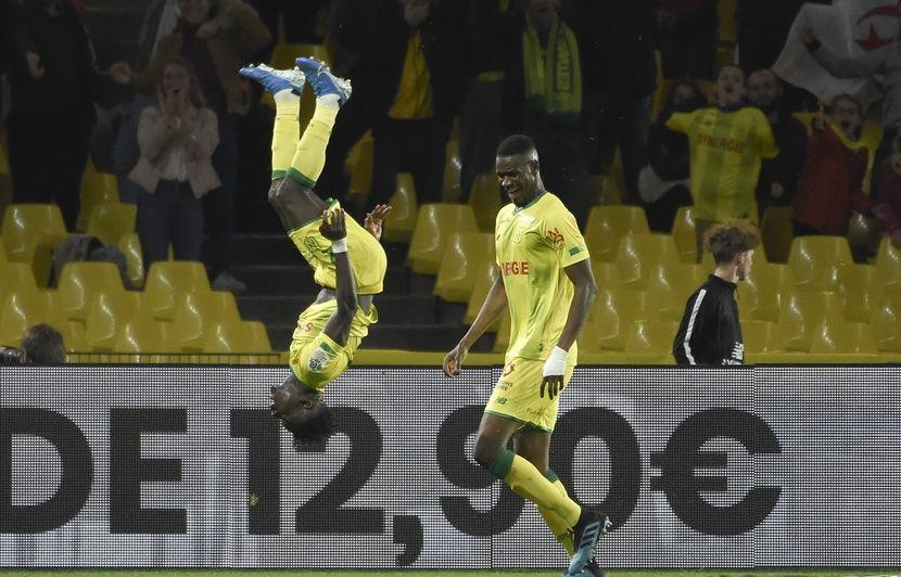 FC Nantes-OGC Nice: Les Canaris prennent la deuxième place après un but libérateur