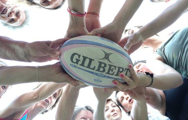 Toulouse: Victimes d'un cancer, ces femmes se soignent aussi sur un terrain de rugby