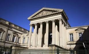 Un tribunal, ici à Montpellier. (illustration)