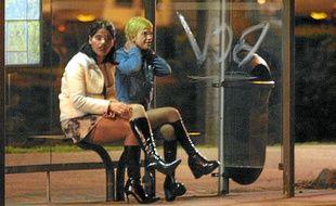 Les prostitués pourront être verbalisées lorsque l'arrêté sera voté, pour l'heure seuls les proxénètes sont inquiétés.