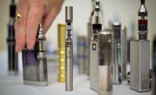 Le marché de la cigarette électronique commence  s'essouffler.