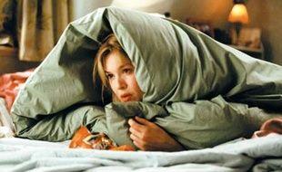 «Le Journal de Bridget Jones» avec Renée Zellweger.