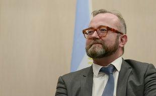 Christophe Itier (LREM) ne sera pas candidat aux municipales à Lille en 2020.