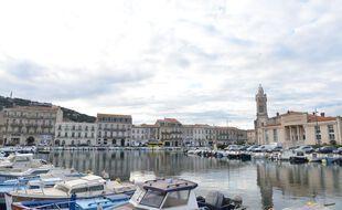 Le port de Sète est l'un des décors de la série de TF1 Demain nous appartient