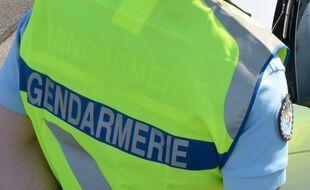 Illustration gendarmes.