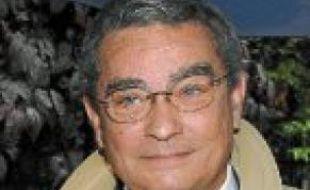 Le maire UMP François Lebel.