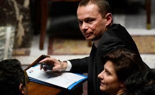 Le secrétaire d'État à la Fonction publique Olivier Dussopt.