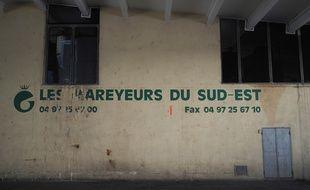 L'entreprise Les Mareyeurs du Sud-Est est encore visible au MIN de Nice