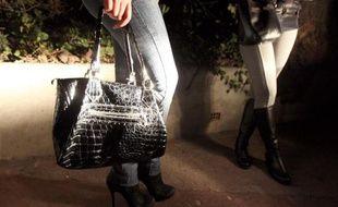 Des prostituées le 5 janvier 2012 à Cannes