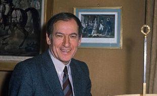 Roger Borniche, ancien flic et romancier à succès, ici sur TF1 dans les années 1980, est décédé à 101 ans le 16 juin 2020