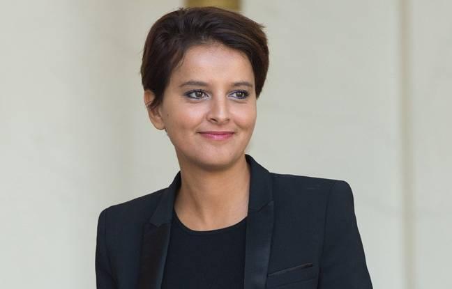 Najat Vallaud-Belkacem, le 09/09/2015.