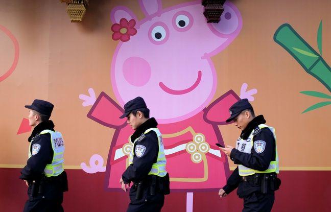 Nouvel an chinois: Subversive, la truie Peppa Pig triomphe avec l'année du cochon